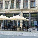 Weinwirtschaft Leipzig Foto
