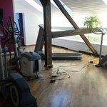 "the ""gym"""