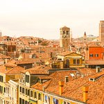 Venice roof tops