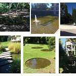 Details from the Gulbenkian Park
