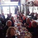 Repas entre motards : Croque-Bitume et MCC Breizh