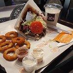 German Doner Kebab照片