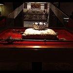 Corona y cetro de Isabel I