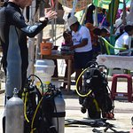 Spondylus Dive Center Foto