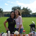 Nata (Owner) and Boca High student working an event for students with disabilities!
