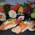 Fushion sushi - exceptional