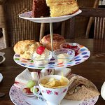 VIP Afternoon Tea. For two. 😋