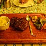 steak & veg