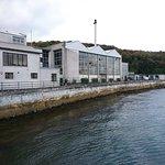 Caol Ila Distillery Foto