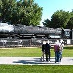 Zdjęcie Big Boy Steam Engine