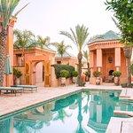 Amanjena Al Hamra Swimming Pool
