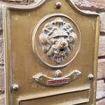mail slot to the Mini-Palace