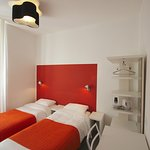 Chambre Twin Double/Twin Double Room