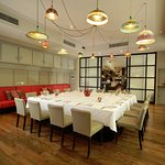 Private Dining Room, available to hire