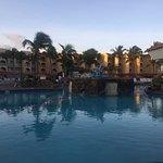 Morning at La Cabana