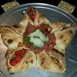 Pizza a Stella Con 5 ripieni tutti da scoprire !!!😘
