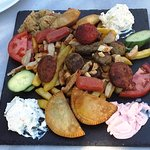 BUTCHERS PLATE