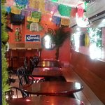 A festive atmosphere with authentic Mexican cuisine