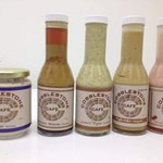 Soups; salads; in house salad dressings; sandwiches; Quesadillas; lattes; wraps; homemade desser