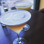 Tasty Martini's at Walter's