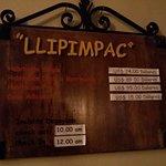 Foto de Llimpimpac Hostal