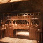 Avon Theatre stage.