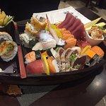 Sushi ship.