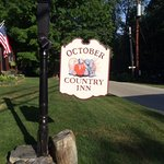 October Country Inn Photo