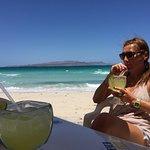 Enjoying Margaritas!