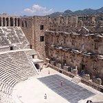 Aspendos Theatre, Antalya, Turkey