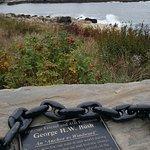 Walker's Point view alongside Ocean Drive