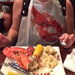 Monday night 1.25 lb Maine Lobster special for $14.95