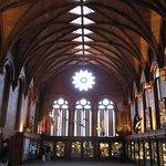 Exhibit Hall - Most interesting interior space