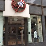 Store shows and sells everything potential Yankee fans and Viewers