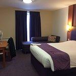 Photo de Premier Inn Edinburgh Leith Waterfront Hotel