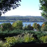 View of Keuka Lake from Rooster Hill