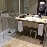 El baño y ducha
