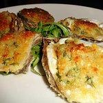 Fresh Oysters Rockefeller