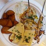 Whole Grilled Calimari