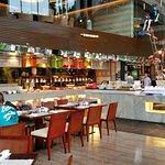 Good breakfast buffet in shangrila Guangzhou shangrila