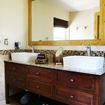 enjoy our newly remodeled Aspen bathroom