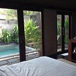 standad one bedroom pool villa
