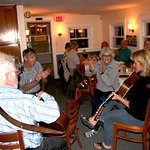 Boston Boatmen entertain at Black Bass Grille