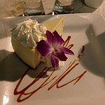 Vic & Angelo's NY Cheesecake is scrumptious!