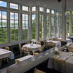 Dine high above Cayuga's Waters