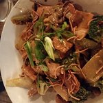 Peanut Thai! A spicy dish that is delicious!
