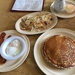 Pancakes at Pancake Hut
