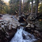 The Basin at Franconia Notch State Park