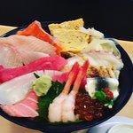 Foto de Sushi Zanmai Yokohama Chukagai East Gate