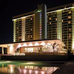 Night picture of La Torretta Lake Resort & Spa